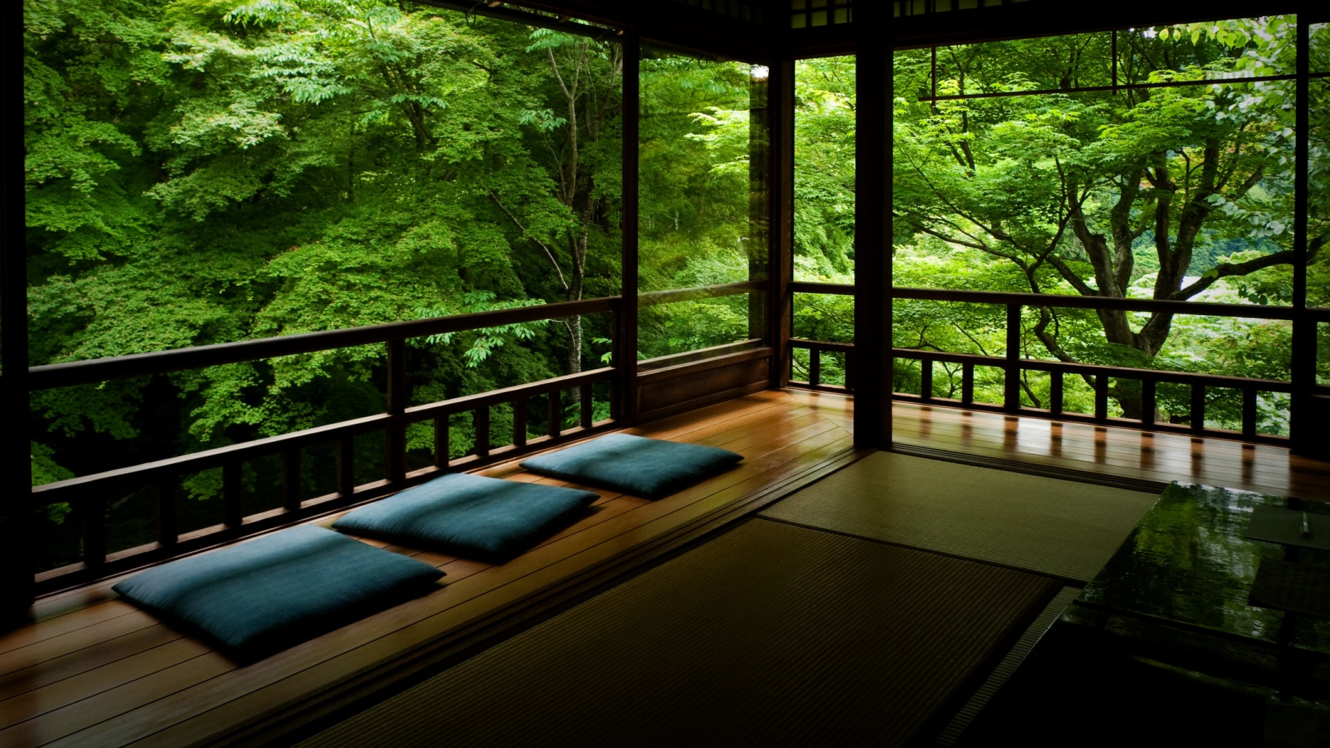 Japan House Indoor HD Wallpaper 1920x1080 ID26749 1920x1080