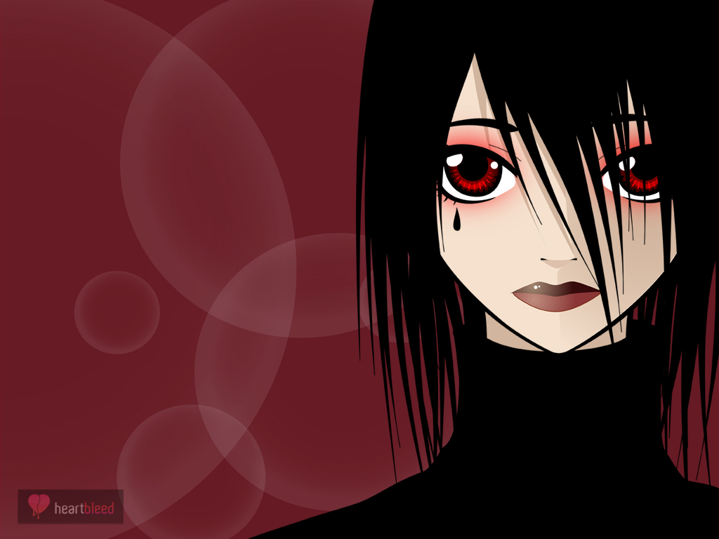 Emo Anime Wallpaper 8327 Hd Wallpapers in Anime   Imagescicom 1024x768