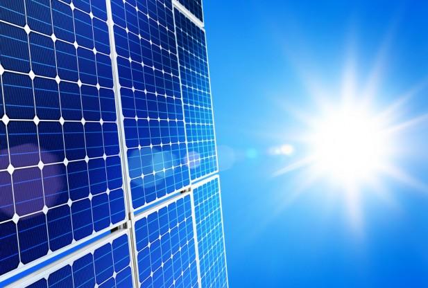 Solar Panel Wallpaper Solar power is consumed 617x416