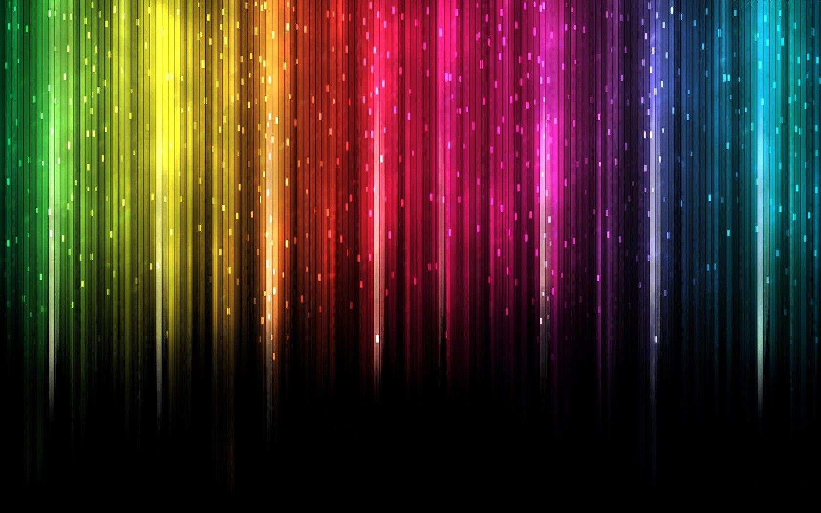 Wallpapers Colors Electrizante Pentru Vibrant Electrical 1680x1050 1680x1050