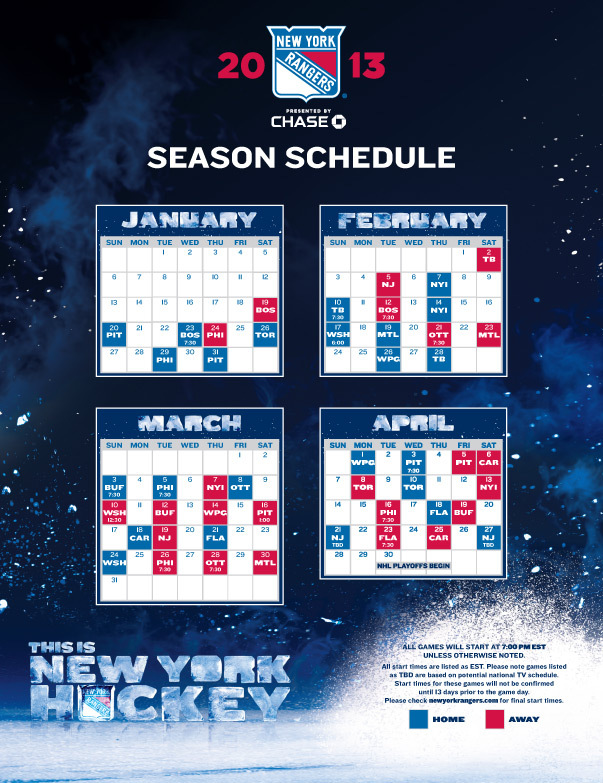 photograph relating to New York Rangers Printable Schedule named 49+] Clean York Rangers Agenda Wallpaper upon WallpaperSafari