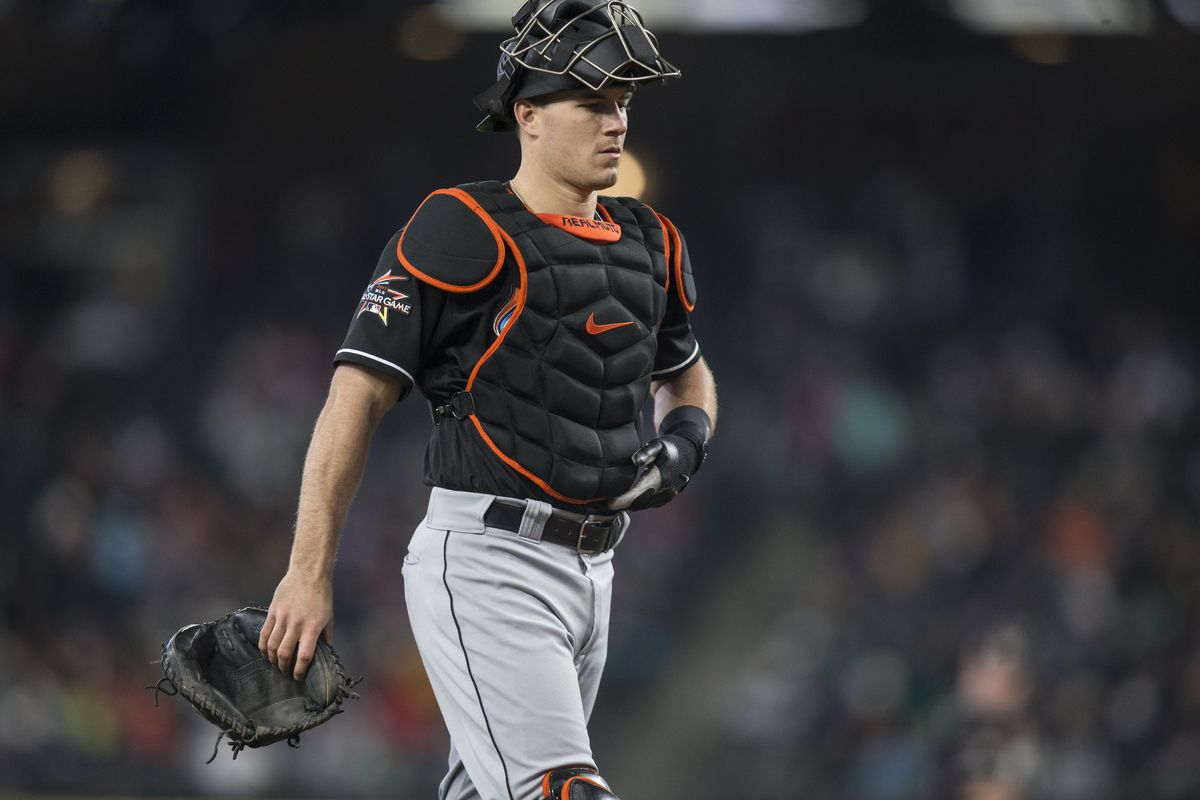 MLB trade rumours Tampa Bay Rays should target JT Realmuto 1200x800