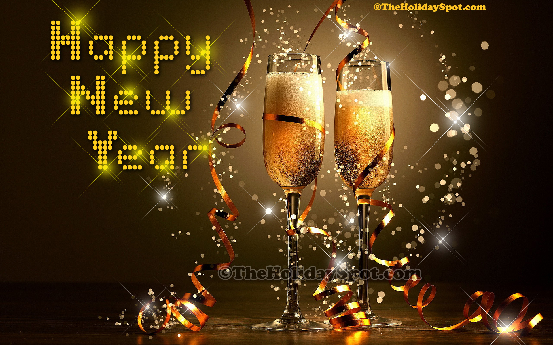 New Year 2016 Wallpapers for Desktop Widescreen Mobile High 1920x1200