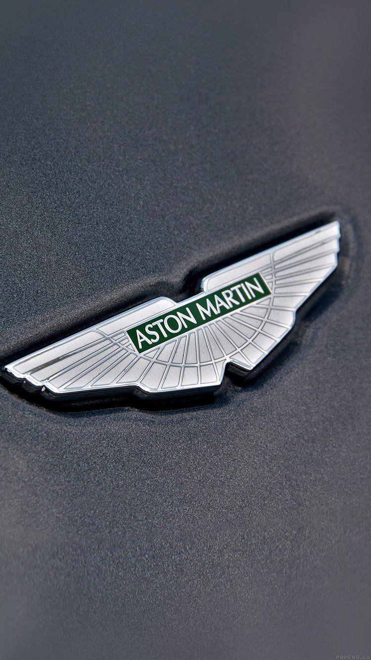 ASTON MARTIN LOGO CAR WALLPAPER HD IPHONE Cars 750x1334