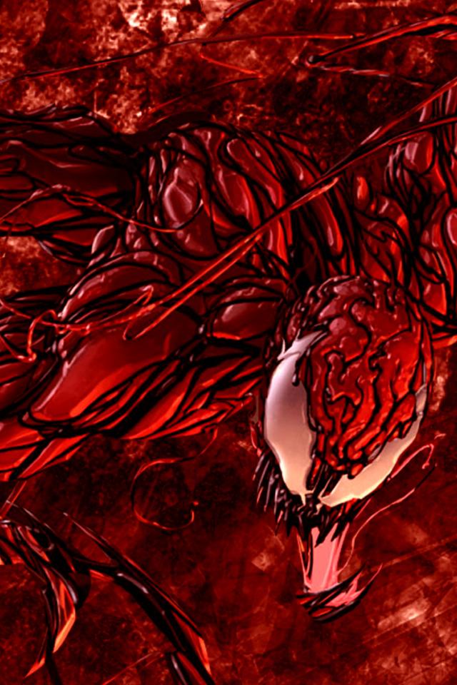 Carnage Wallpapers Carnage wallpaper 640x960