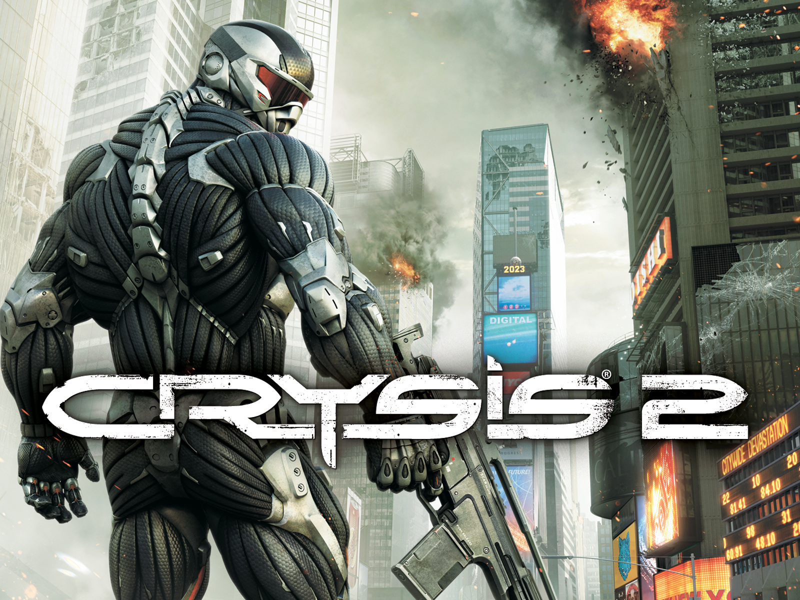 Crysis 2 HD Wallpapers HD Wallpapers 1600x1200