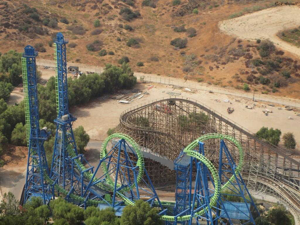 Magic Mountain Six Flags   Hamellnet 1024x768
