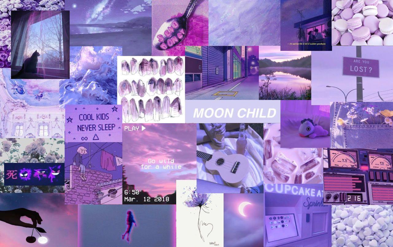Purple Aesthetic Tumblr Laptop Wallpapers   Top Purple 1280x806
