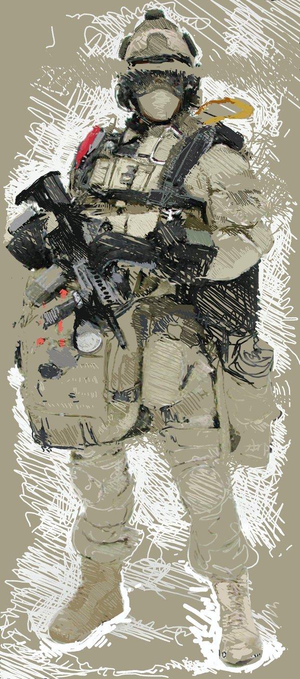 Marine Recon Wallpaper Usmc recon by rannamann 600x1356