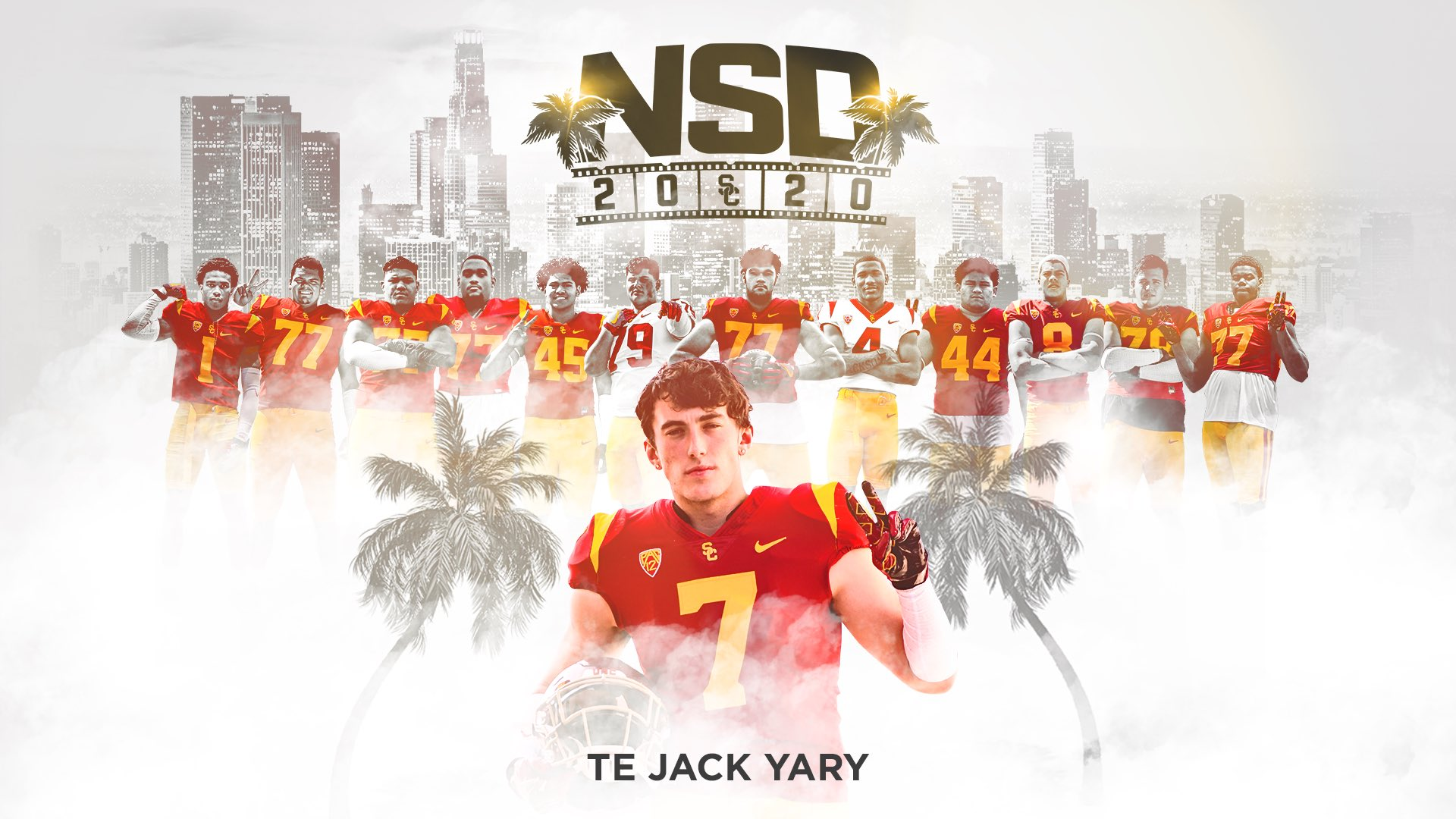 Jack Yary Signs With USC Football   USC Athletics 1920x1080