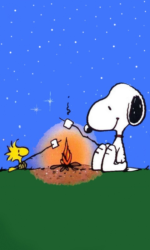 free 480X800 snoopy camping 480x800 wallpaper screensaver preview id 480x800