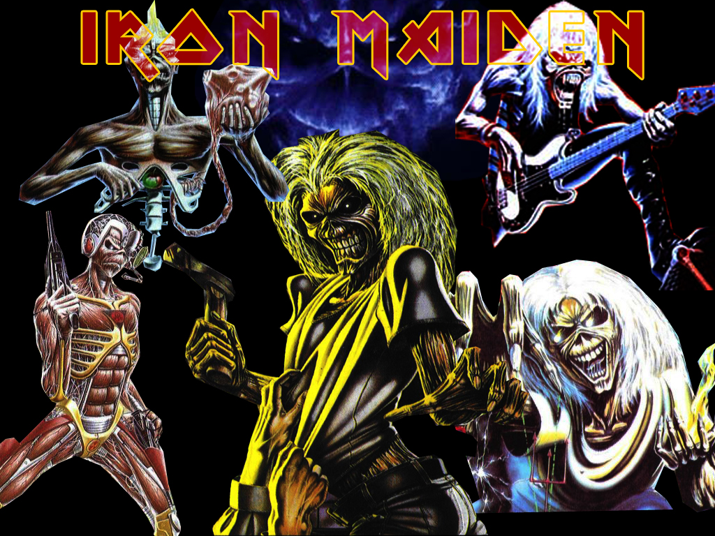 iron maiden album download free