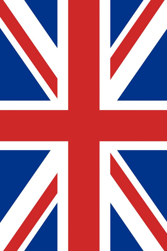 United Kingdom Flag Wallpaper 640x960