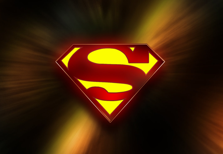 Superman Shield Classic by Wayanoru 1073x744