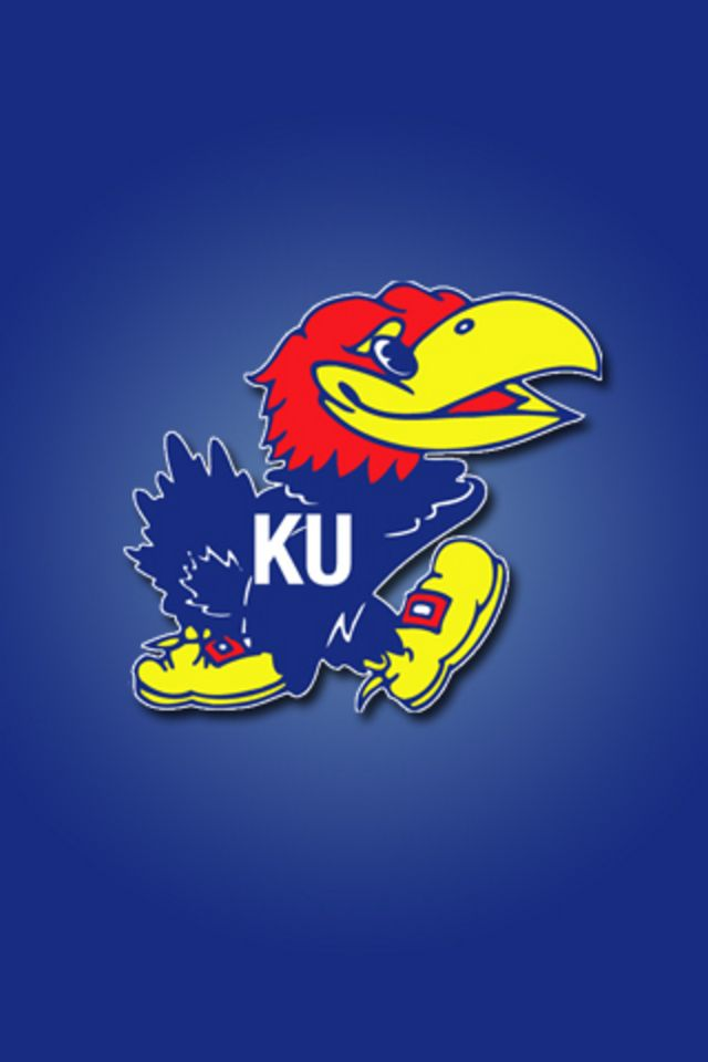 Kansas Jayhawks iPhone Wallpaper HD 640x960