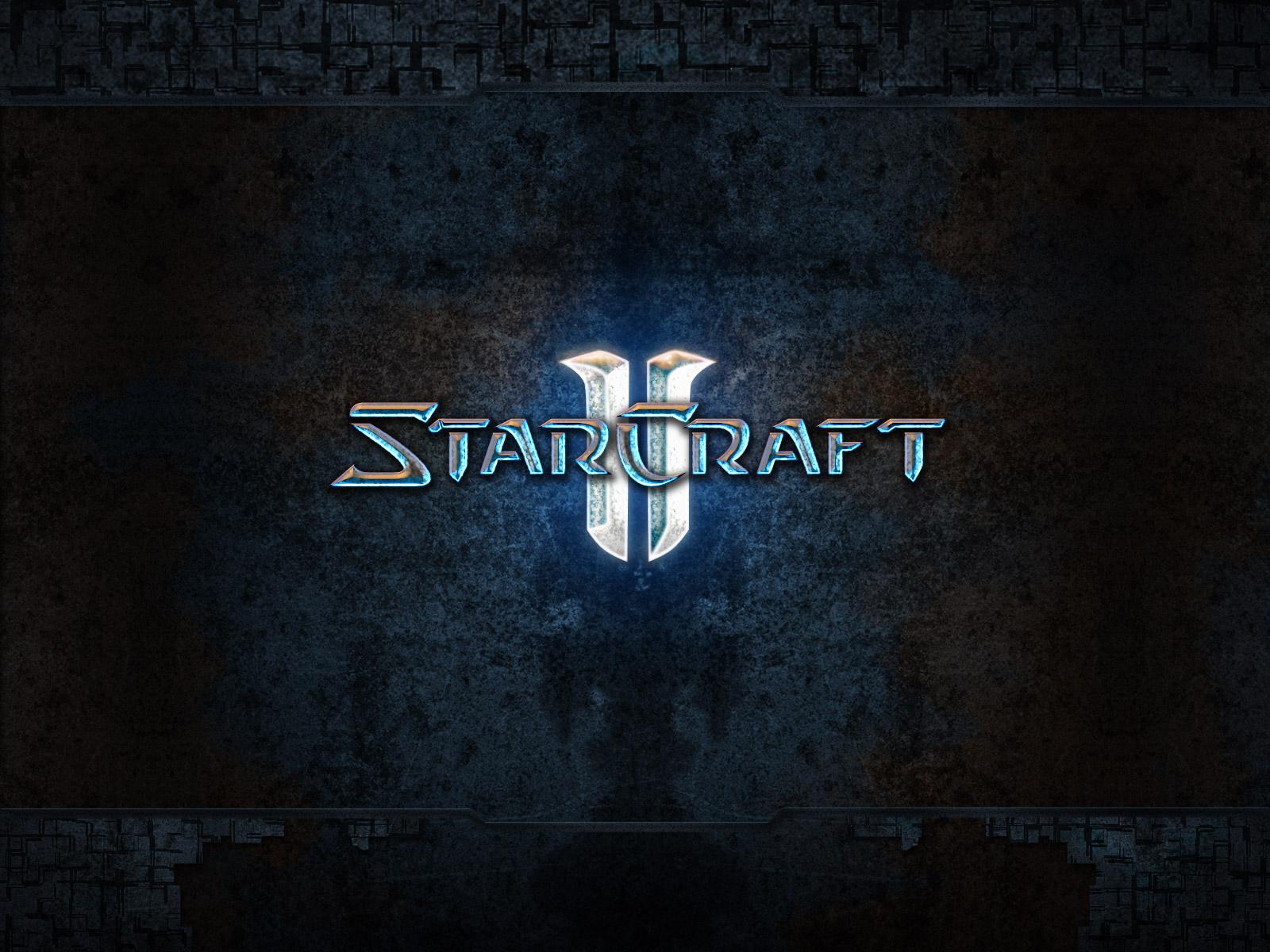 Starcraft 2 wallpaper design Tutzor 1600x1200