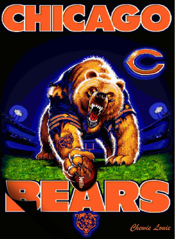my Chicago Bears Downloadable Stuff from screen savers to wallpapers 600x822