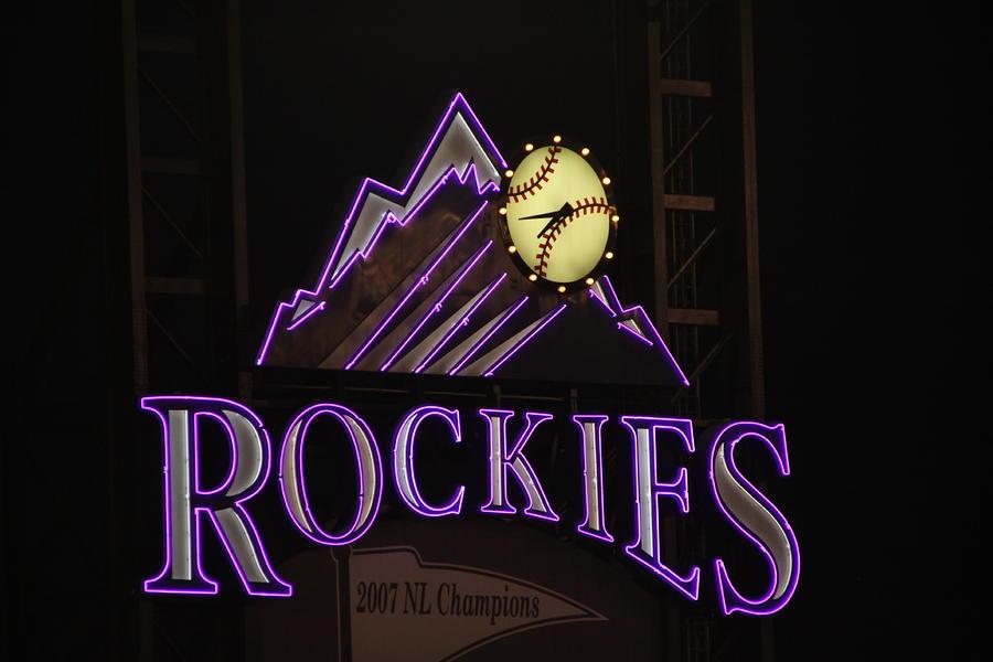 Colorado Rockies Logo 900x600