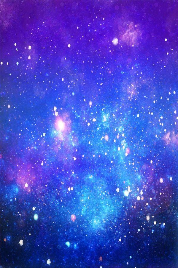 Girly wallpapers Galaxy wallpaper We Heart It 600x900
