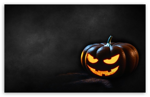 Happy Halloween 2016 4K HD Desktop Wallpaper for Wide 510x330