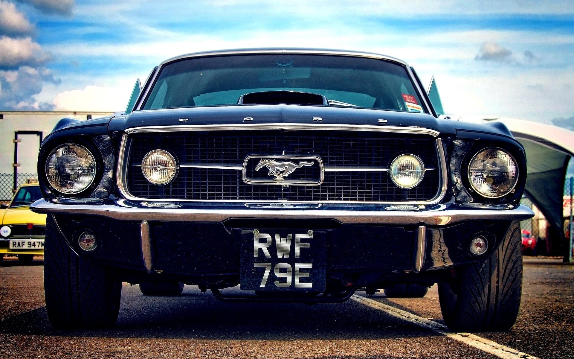 Mustang Wallpapers 10 1920x1200