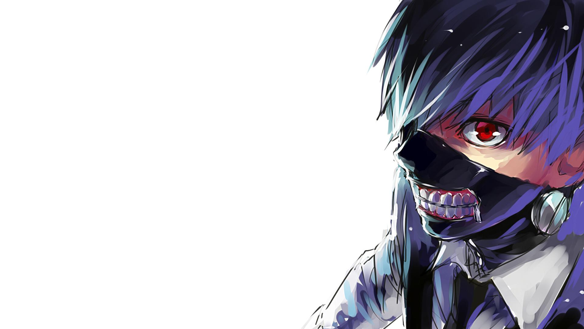 Mask Tokyo Ghoul Anime HD Wallpaper 1920x1080