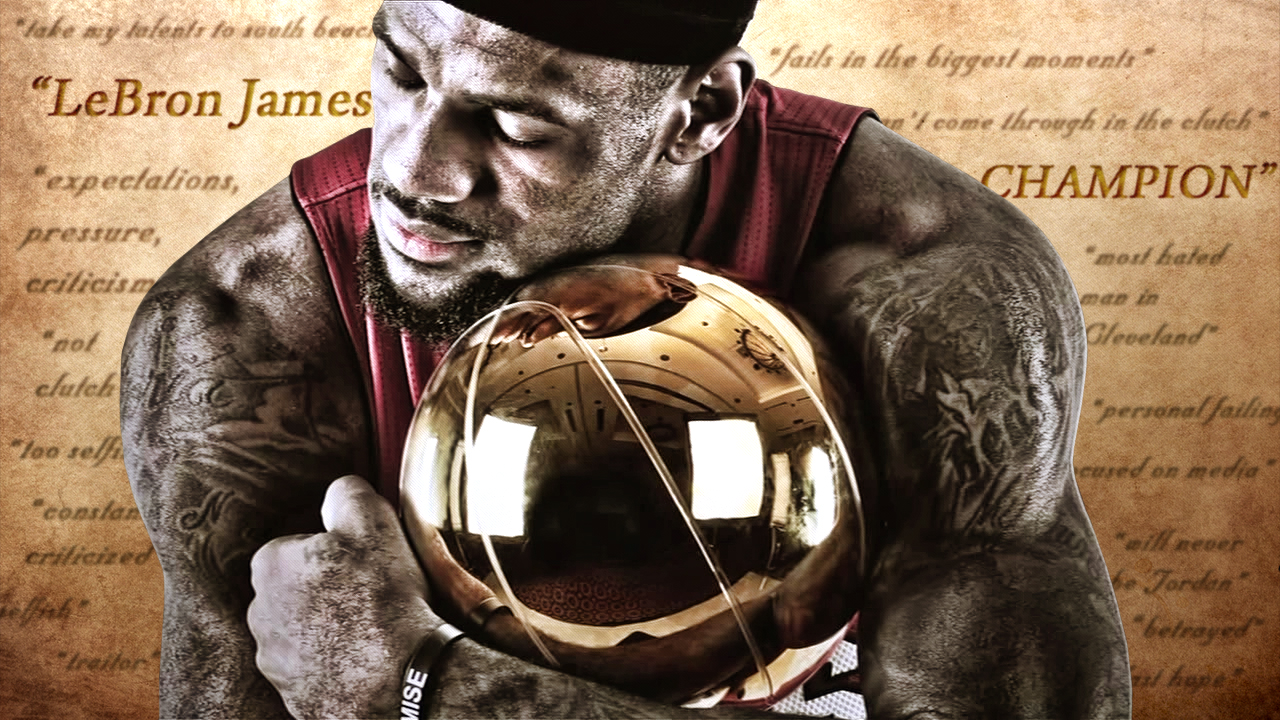 Sports Players Lebron James hd Wallpapers 2013 1280x720