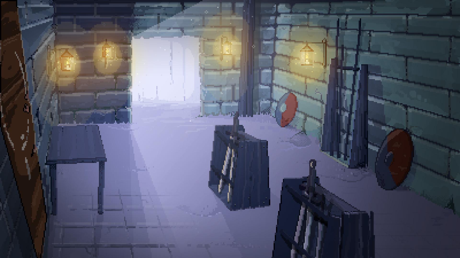 Pixel armory Wallpaper from Hammerwatch gamepressurecom 1920x1080
