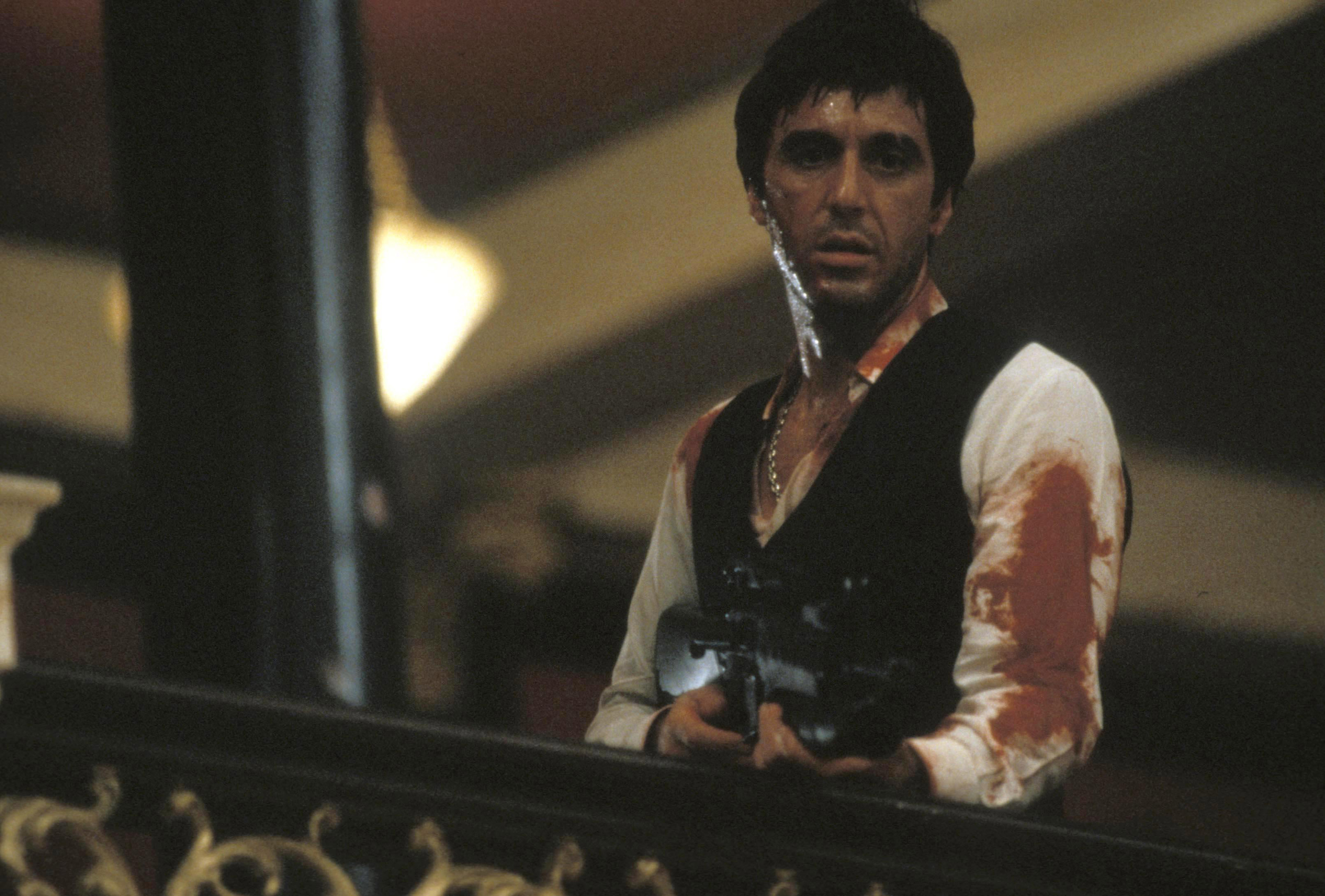 Pin Scarface Hd 5 1280x1024 3100x2097