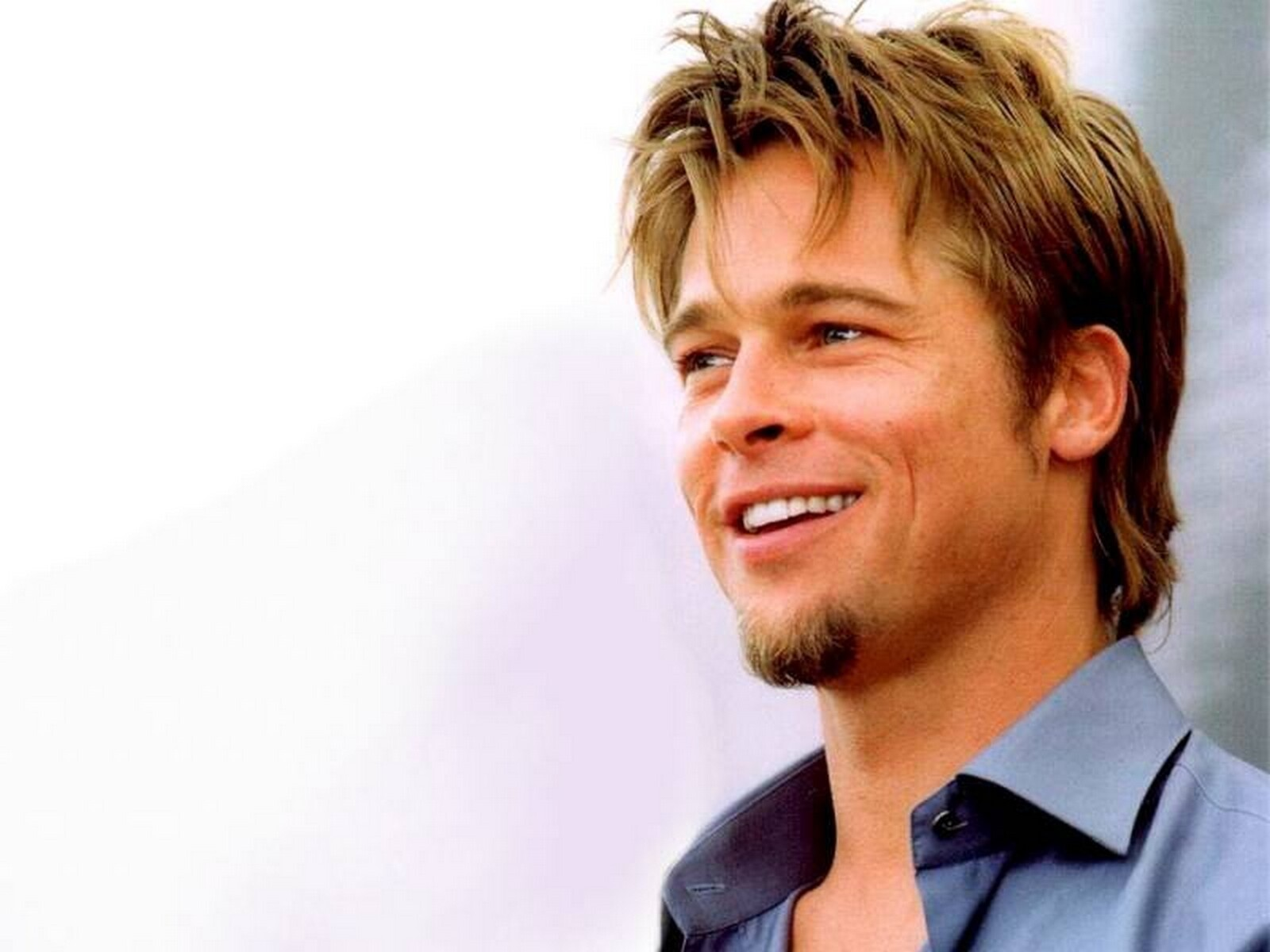 Bradd   Brad Pitt Wallpaper 34335038 1600x1200