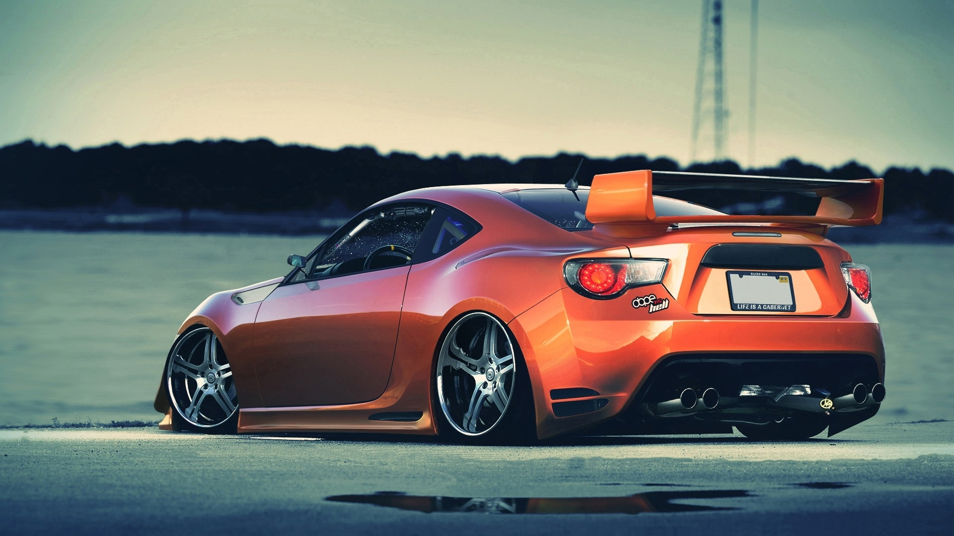 Cars tuning toyota gt86 wallpaper 1920x1080 30260 1920x1080
