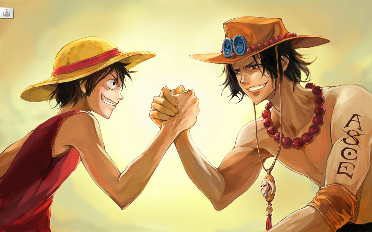 Free Download Fire Fist Monkey D Luffy Hd Wallpaper One Piece Anime 1440x900 A412 1440x900 For Your Desktop Mobile Tablet Explore 76 Luffy Wallpaper One Piece Wallpaper Luffy One