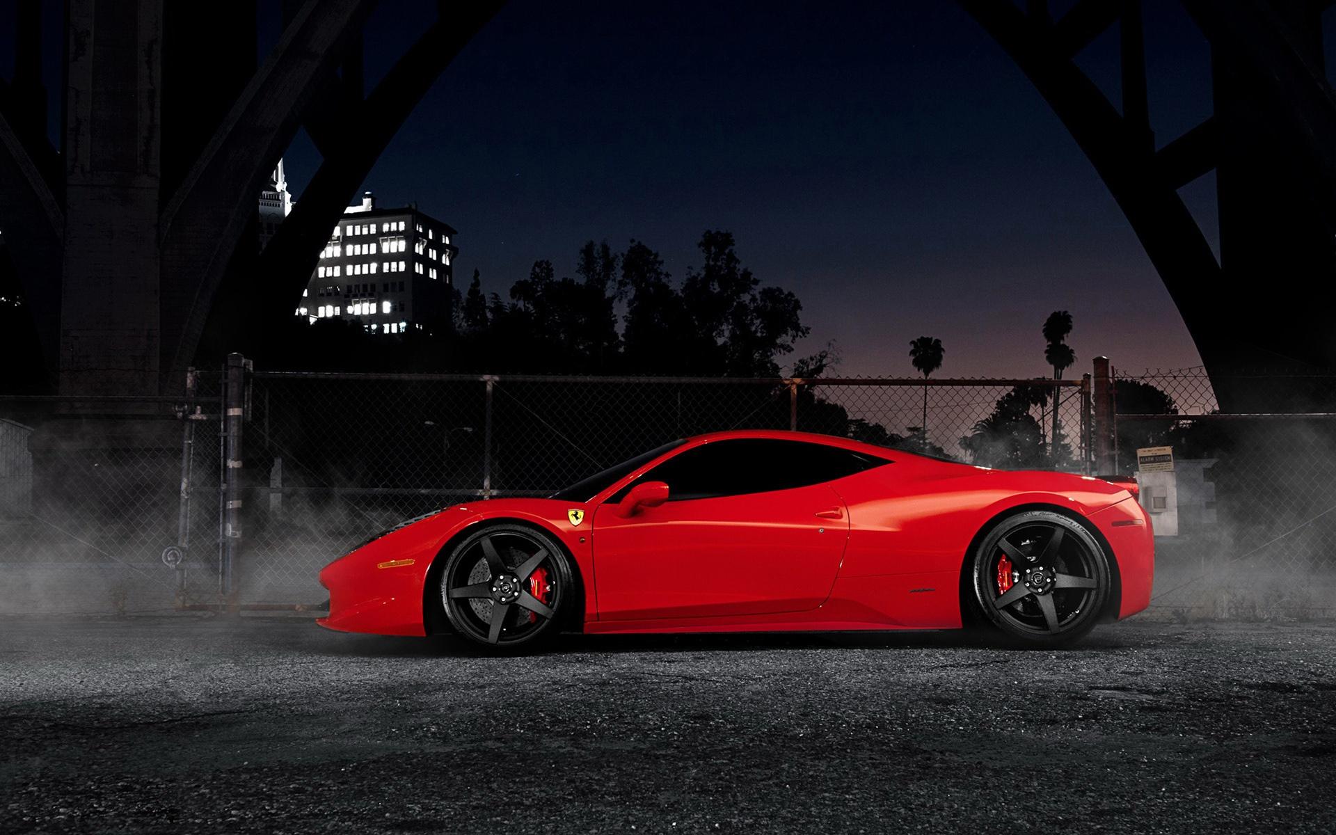 Forgestar Ferrari 458 Italia Wallpaper HD Car Wallpapers 1920x1200