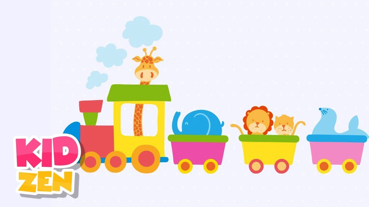 Happy Cute Relaxing Music for Children Background Music 1280x720