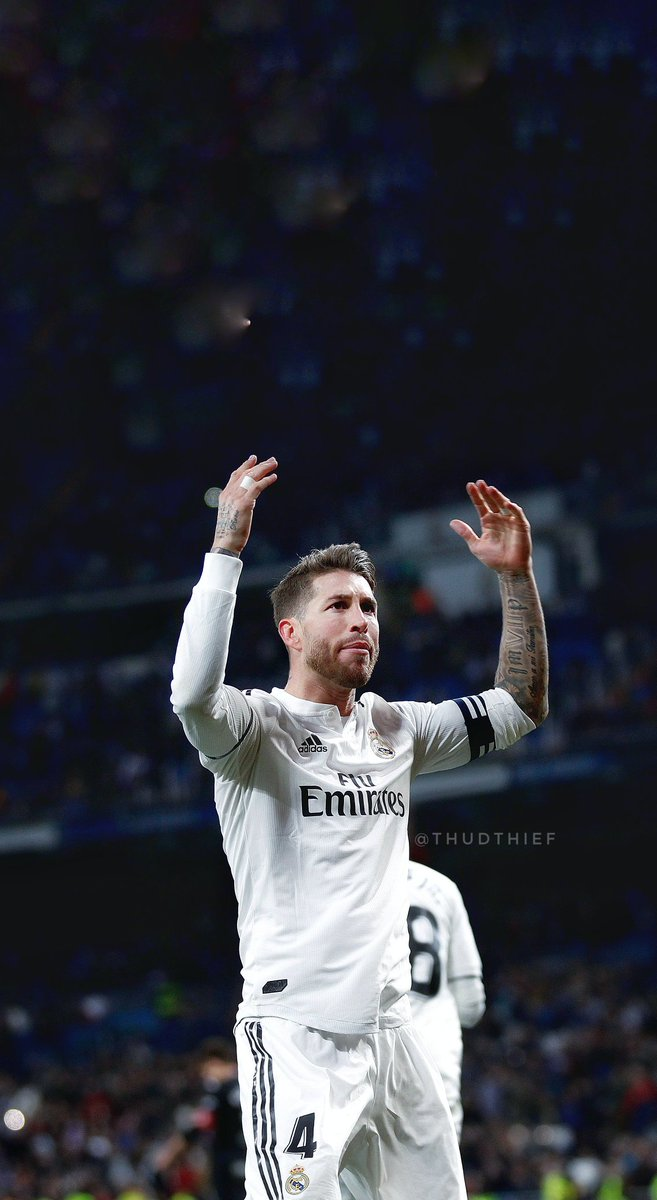 Alex on Twitter Captain SergioRamos at it again RealMadrid 657x1200