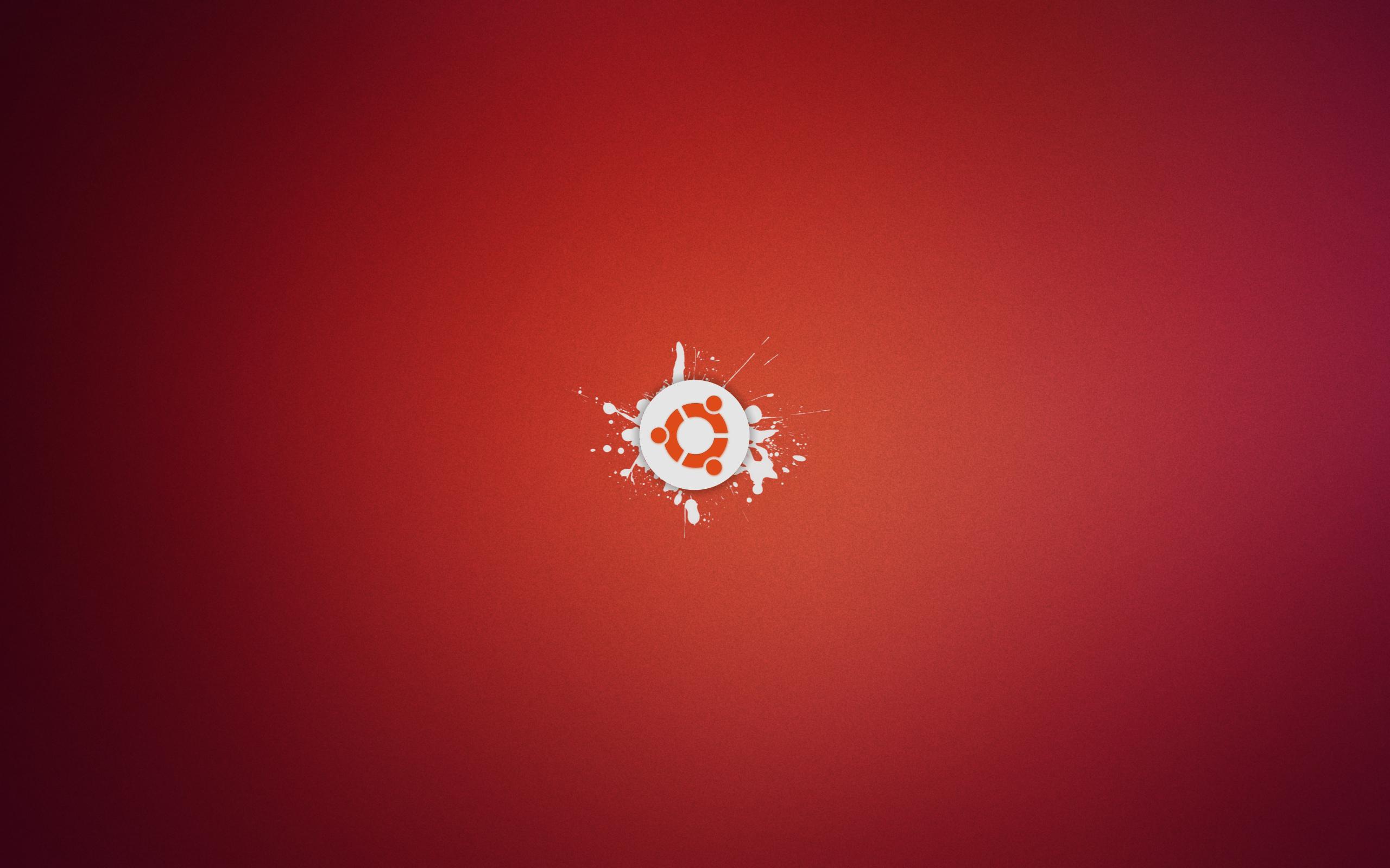Ubuntu wallpaper 2560x1600