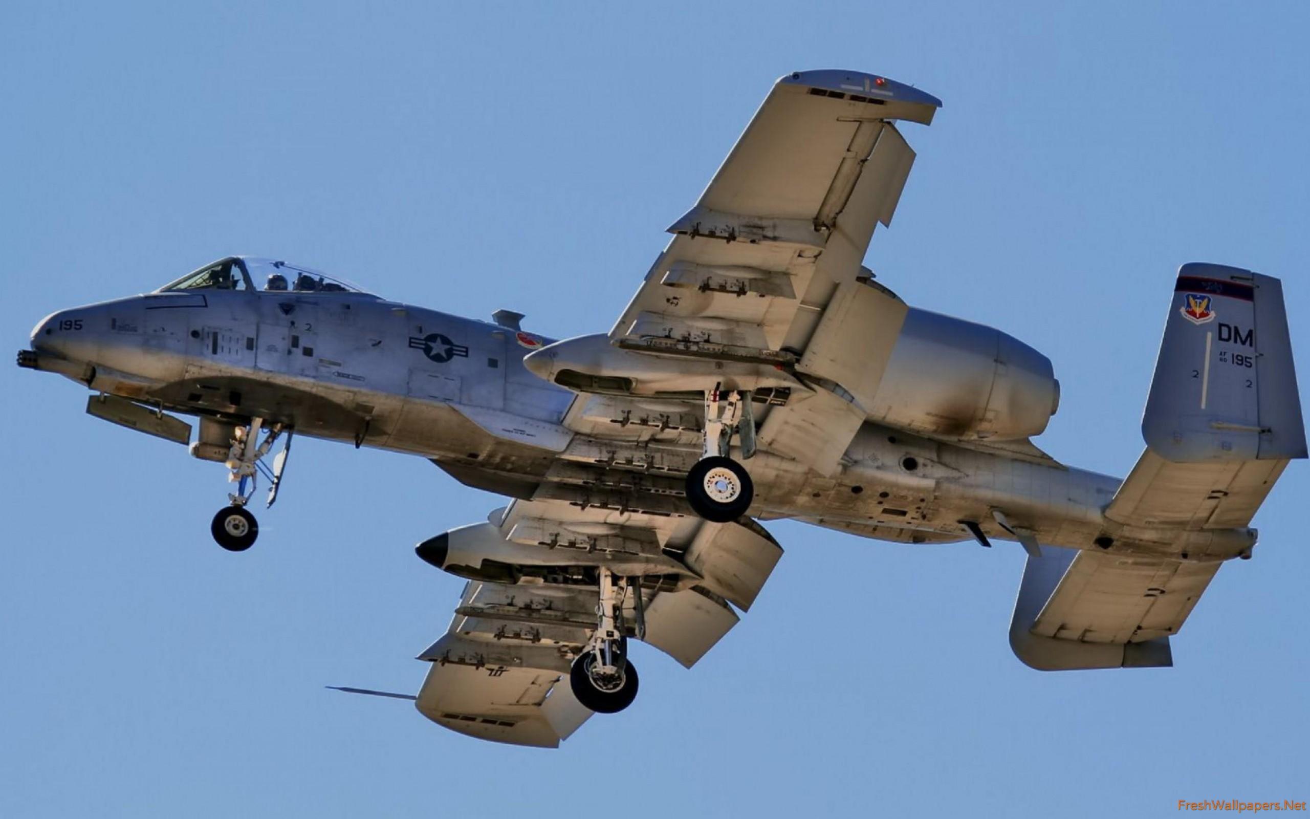 Republic P 47 Thunderbolt preparing to land wallpapers 2560x1600