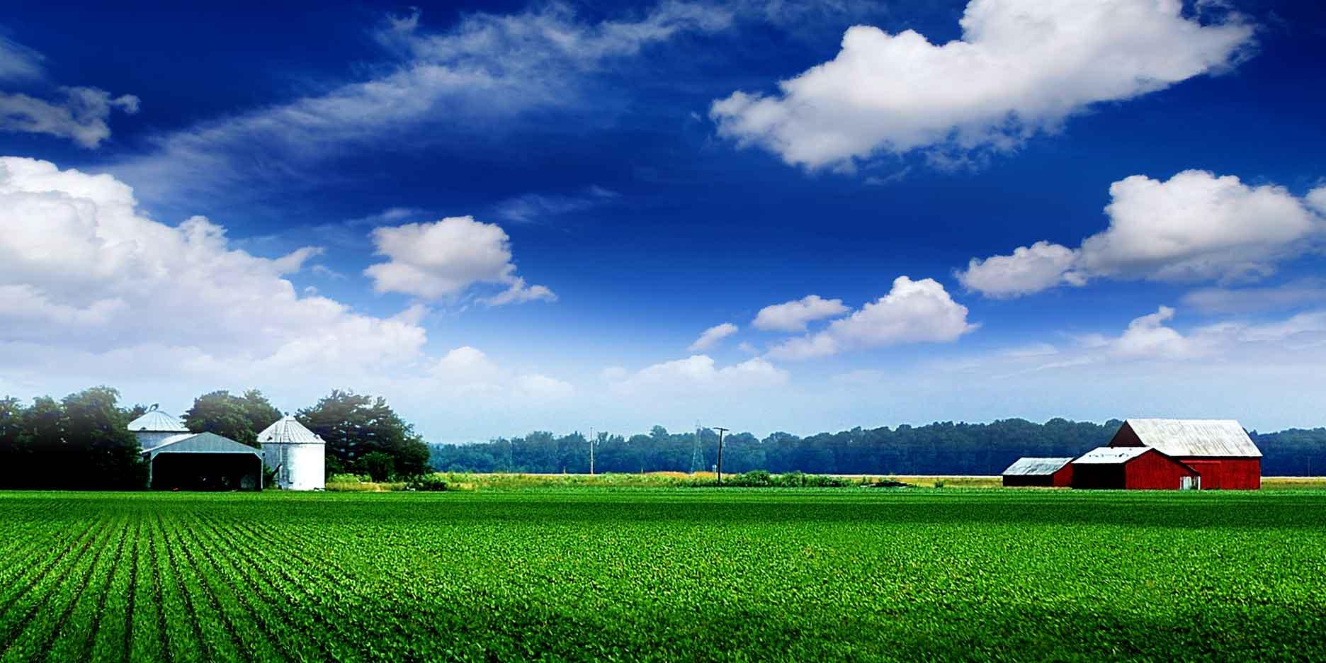 Farm Backgrounds Pictures 1872x936