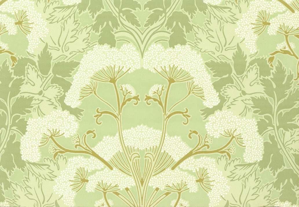 Art Nouveau Wallpaper Chameleon Collection 1032x715
