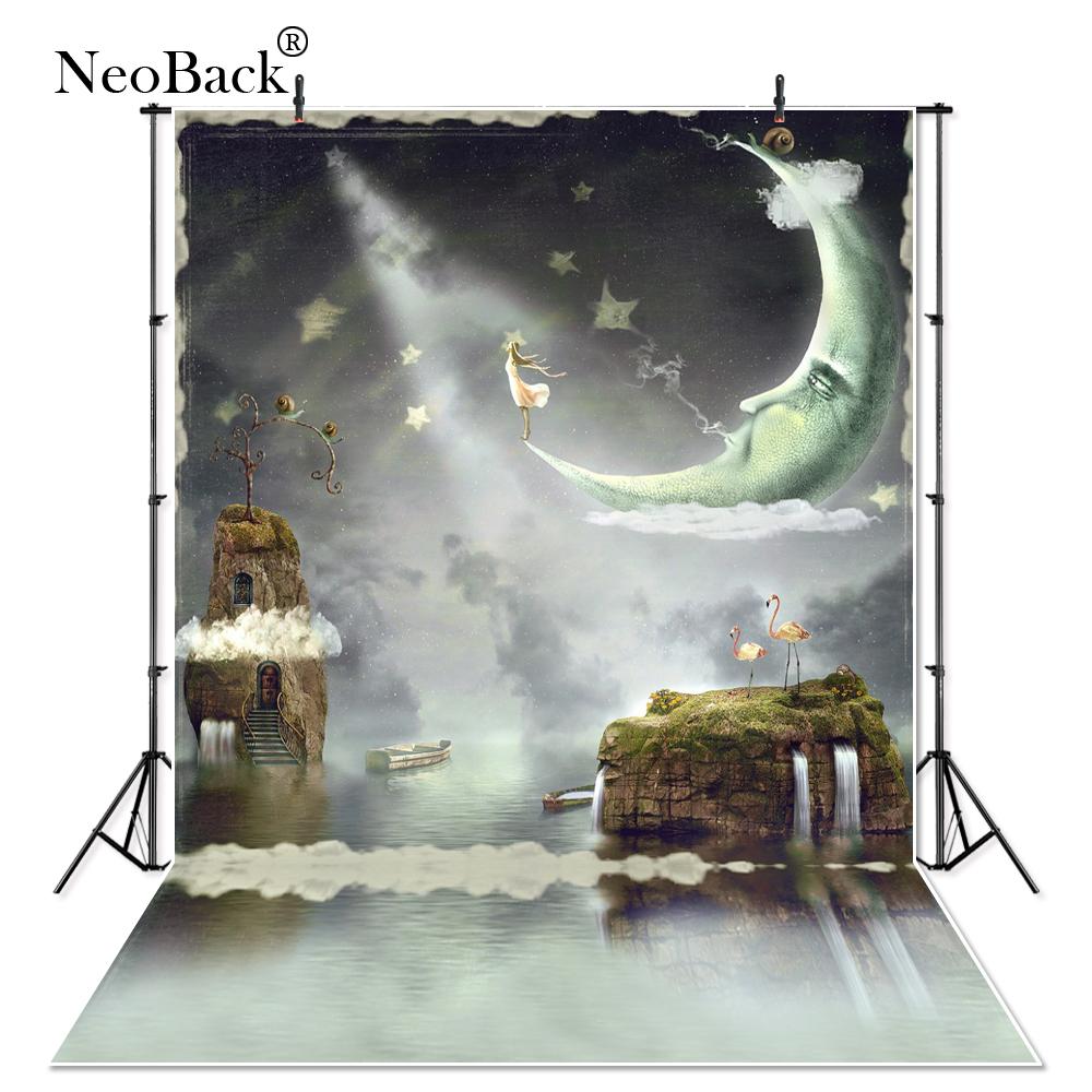 NeoBack Children Photographic Backgrounds Vinyl Photo Backdrop 1000x1000