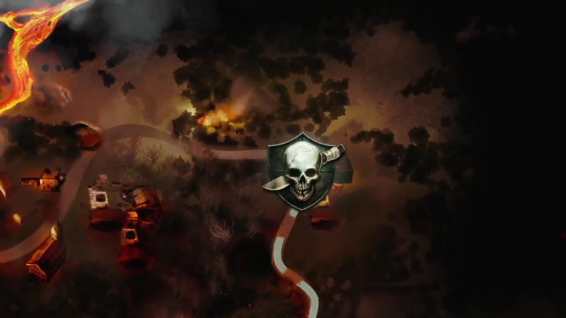 COD BO2 Zombies Wallpaper