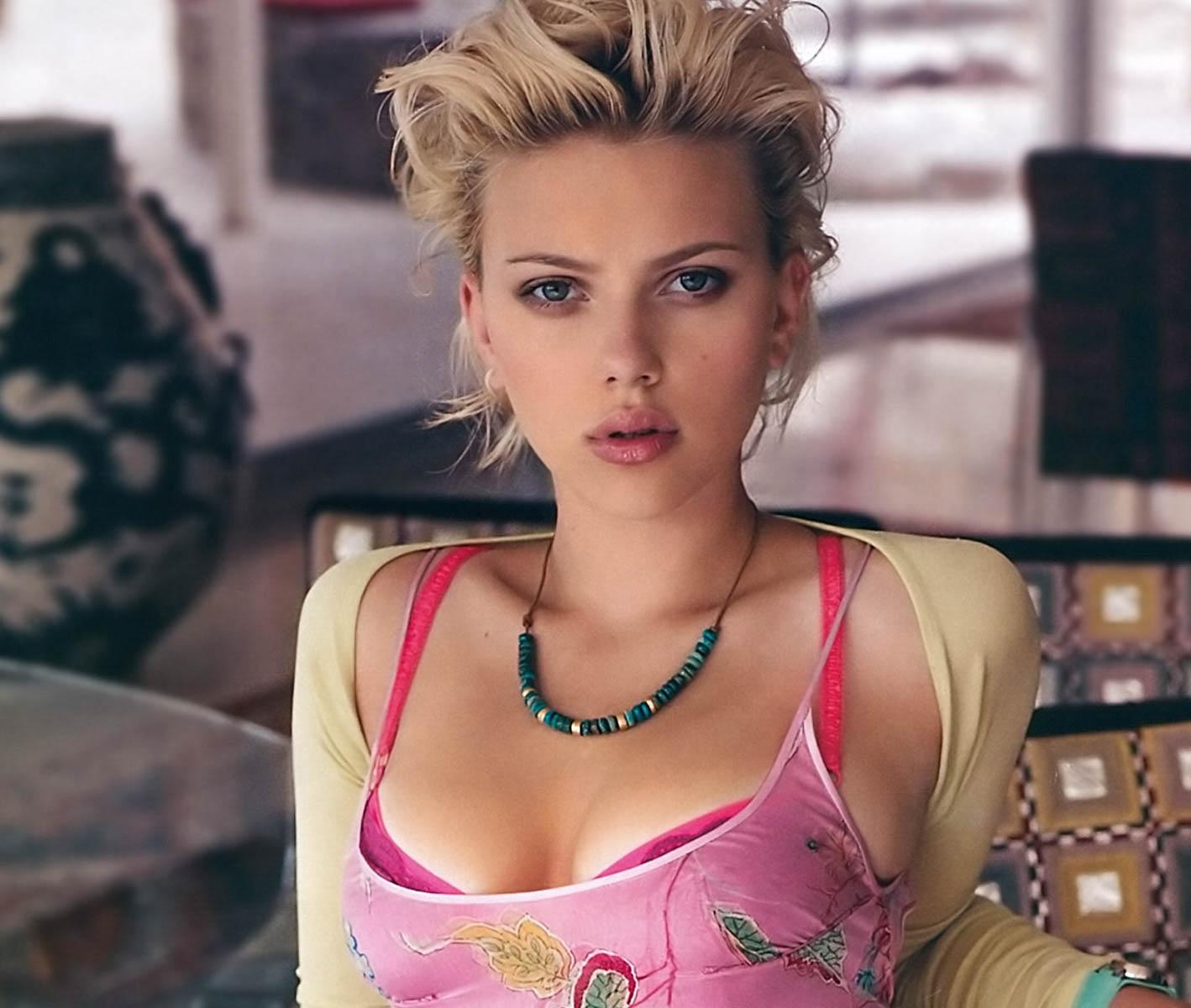 Scarlett Johansson Wallpapers 2019 1418x1200