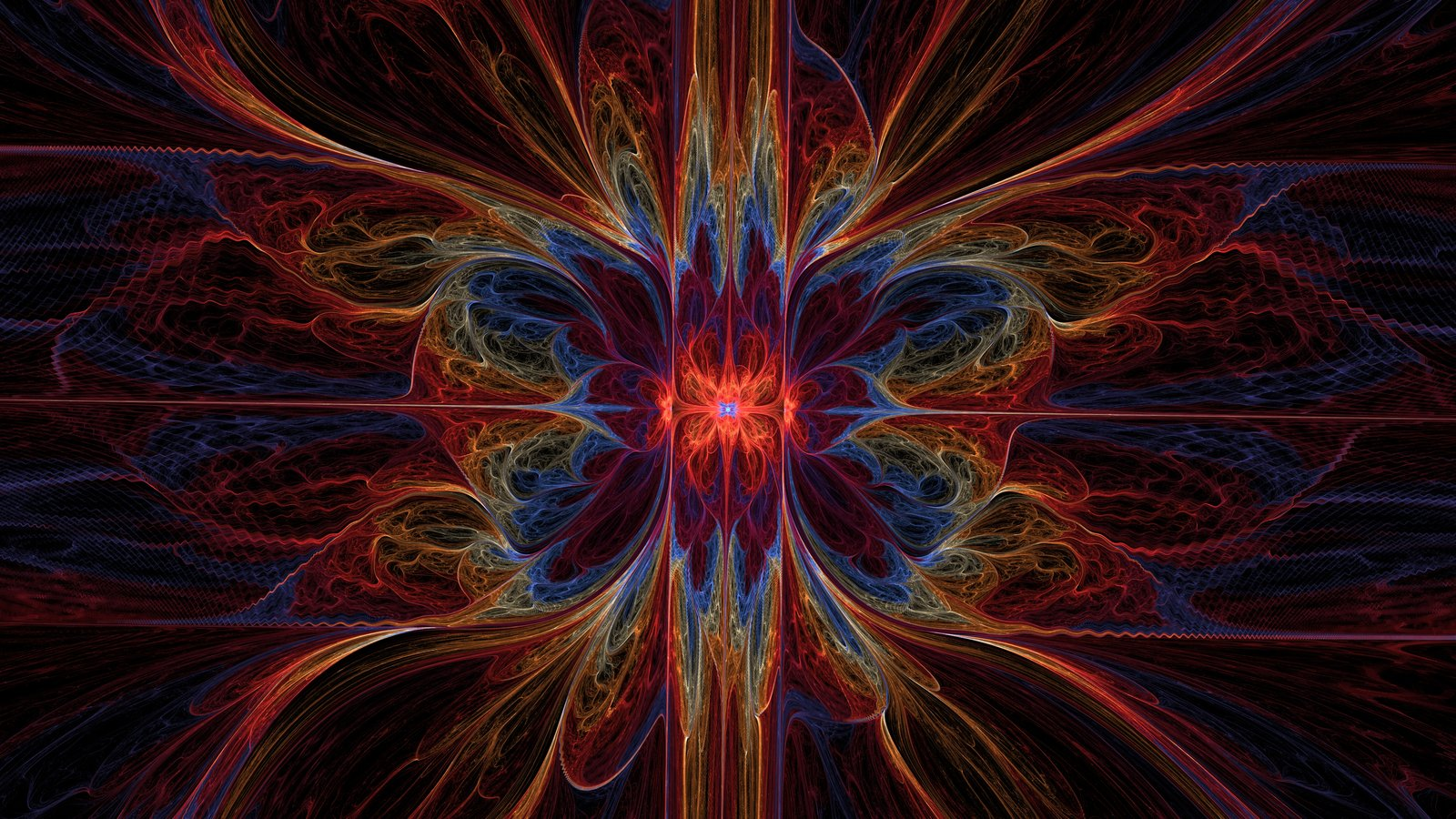 Psychedelic Emination   HD Wallpaper by Trip Artist on 1600x900