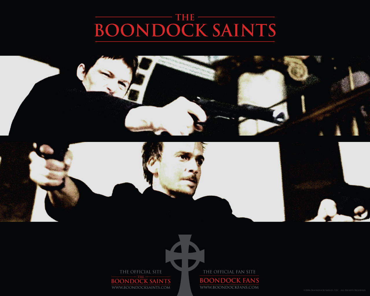 The Boondock Saints Computer Wallpapers Desktop Backgrounds 1280x1024