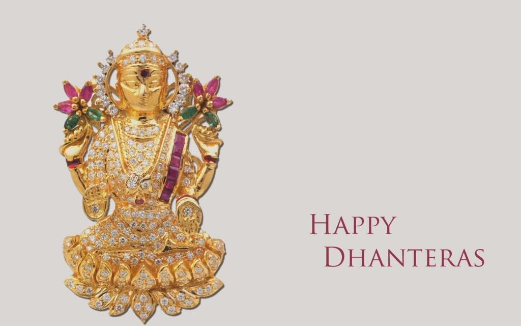 Happy Dhanteras HD Wallpaper 2015 1024x640