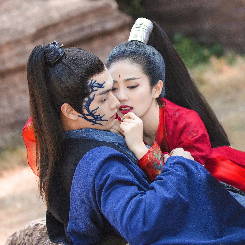 ChineseDramaInfo on Twitter TheLegends drama stills of Zhao 1024x1024