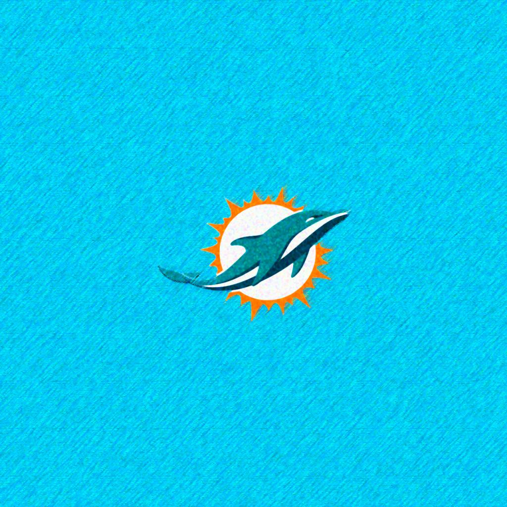 Miami Dolphins New Logo Wallpaper 52304 Wallpaper   Res 2048x1536 1024x1024