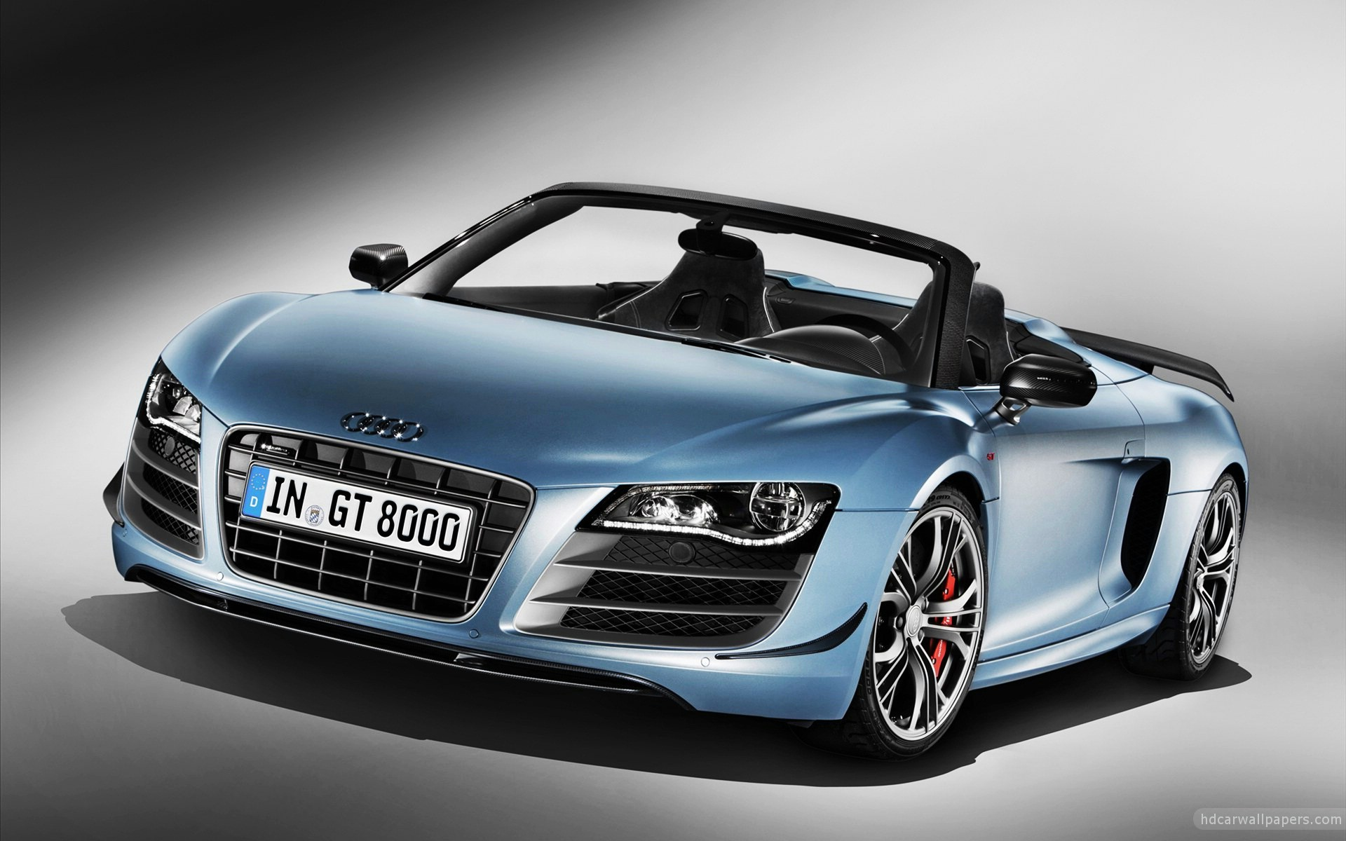 2012 Audi R8 GT Spyder Wallpaper HD Car Wallpapers Chainimage 1920x1200