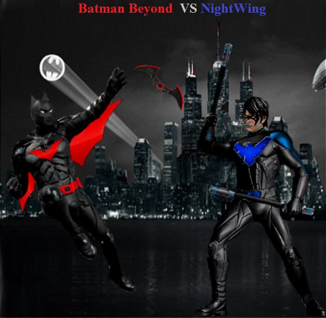 batman nightwing wallpaper wallpapersafari
