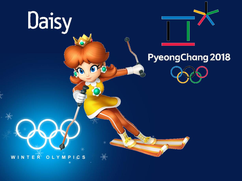 Mario And Sonic At The Pyeongchang 2020 Olympic Winter Games.91 2018 Olympic Winter Games Wallpapers On Wallpapersafari